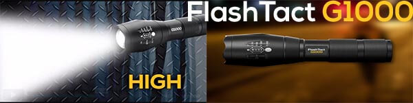 Best Tactical Flashlight