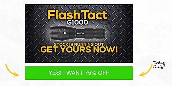 Buy Flash Tact G1000