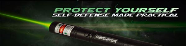 Shadowhawk Tactical Laser Self Defense