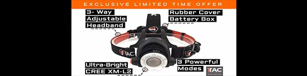 HL 1200 Headlamp Features