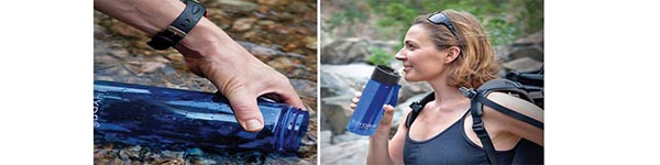 How 1Hydro Water Bottle Works