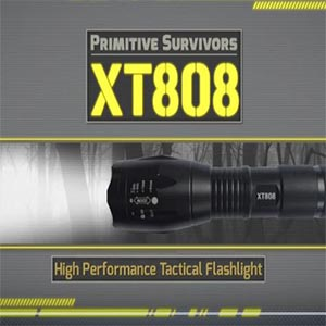 XT 808 Flashlight