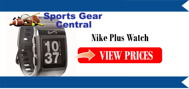 Nike Plus Wristband