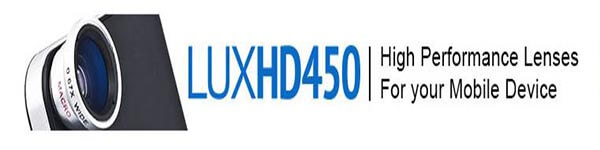 Lux HD450 Mobile Accessory