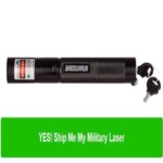 Military Tactical Laser