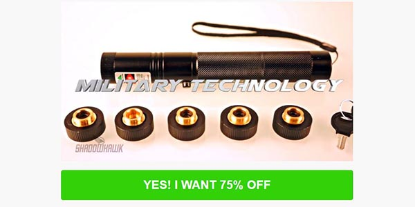 Shadowhawk Tactical Laser Discount