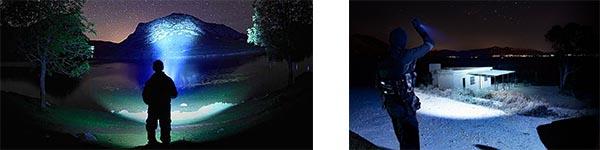 Falcon Tactical Flashlight Features